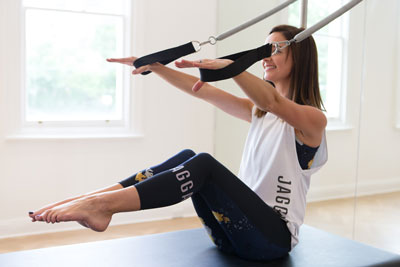 core exercises for pilates