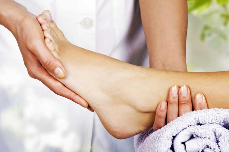 Heel Pain foot care