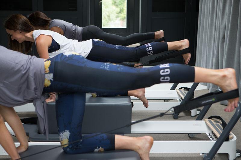 pilates exercises stretching calves heel hamstrings