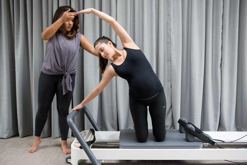 prenatal pilates Prahran studio