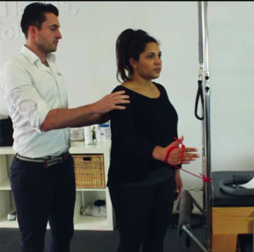 isometric exercises for shoulder pain treatment