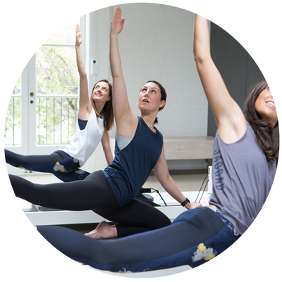 Pilates classes in Prahran