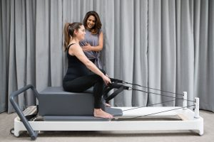 pilates exercises pilates reformer