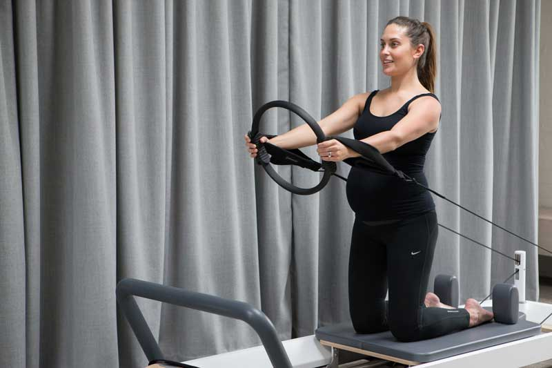south melbourne prenatal pilates in sum of us studios prahran