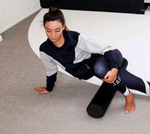 foam rolling exercises itb