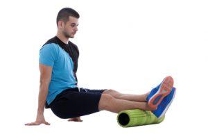foam rolling hamstrings exercises