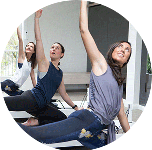 pilates instructors in SumOfUs Studio Prahran