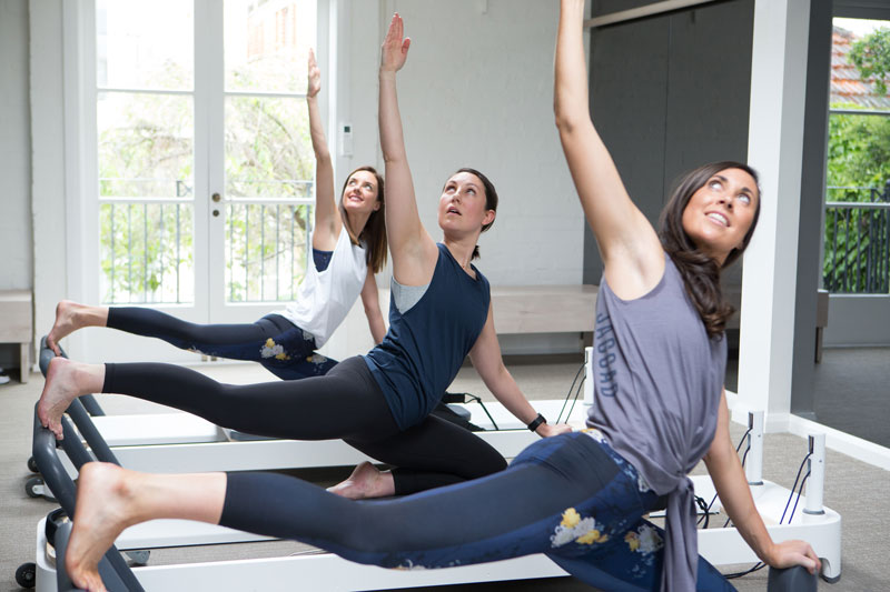 pilates instructors sum of us studio